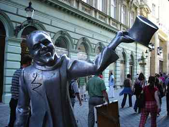Slovakia: Booming Bratislava
