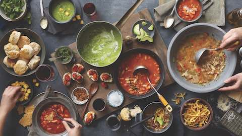 Soup Swap: Italian Wedding Soup Recipe Recipe