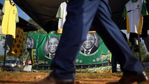 South Africa's Ramaphosa is the Man of the Hour, Despite the Zuma Cronies