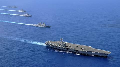 The South China Sea Dispute Rumbles On