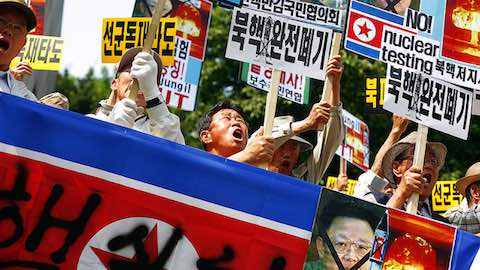 South Korea Taking North Korean Nuclear Threat in Its Own Hands