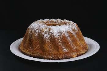 Spiced Pumpkin Cake - Wolfgang Puck Seafood Recipe
