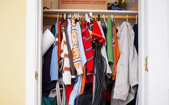 Spring Cleaning Storage Solutions