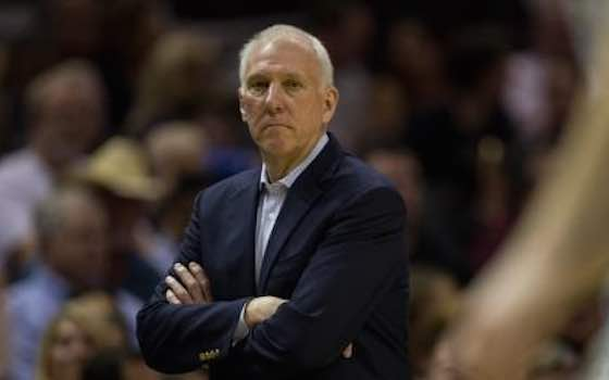 Spurs Coach Gregg Popovich Blasts LeBron James Haters
