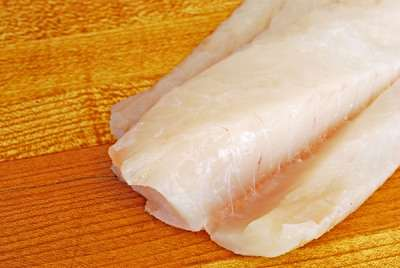 Steamed Fish Filets with Tarragon Butter There's a lot of flexibility in the fish you can use. Cod (shown) works well, along with trout, halibut, sole or striped bass