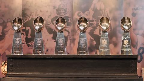Sixburgh Steelers Super Bowl NFL Record