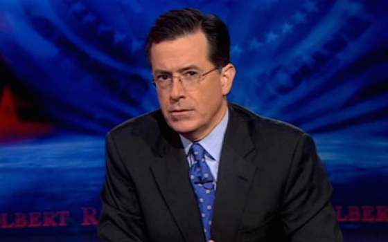 Colbert's Irony and Twitter Don't Mix