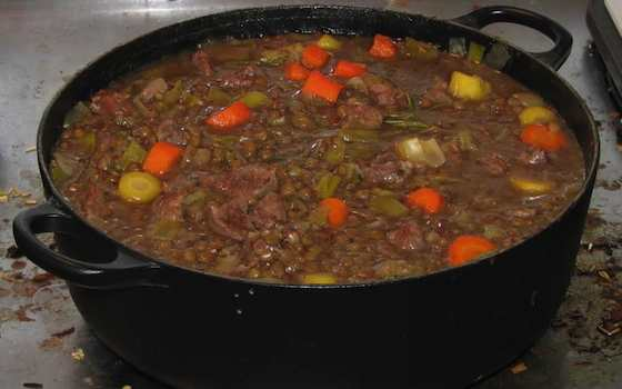 Stew in a Jiffy: Moroccan Lamb Stew - Wolfgang Puck Recipes Recipe