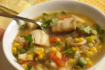 Summer Fish Chowder Recipe