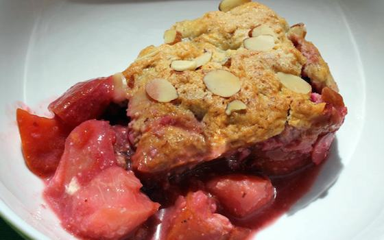 Summer Stone Fruit Cobbler Recipe