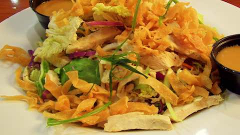 Chinois Curried Chicken Salad Recipe