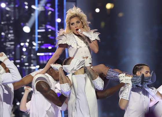 Lady Gaga Soars Over Super Bowl 51 with Inclusive Message