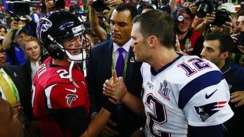 Tom Brady Voted Super Bowl LI MVP