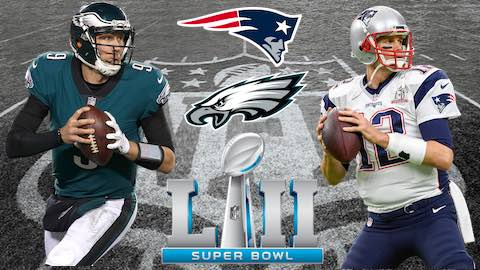 Super Bowl 52 Preview - From Here, Super Bowl 52 Lacks Luster