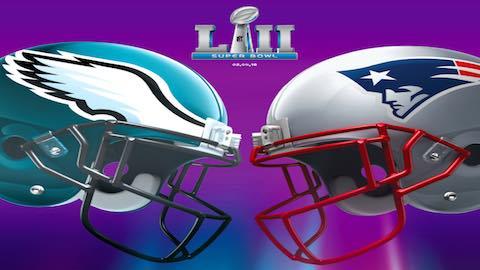 Super Bowl 52 Preview - Eagles vs Patriots