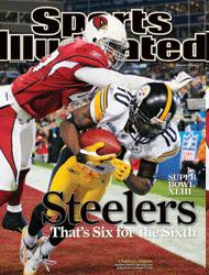Greatest Super Bowl catch ever on this week's Sports Illustrated cover