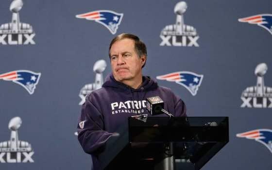 New England Patriots Super Bowl XLIX Practice Report