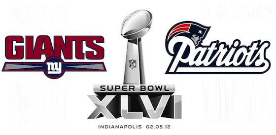 Super Bowl XLVI | New York Giants vs New England Patriots | NFL: Super Bowl XLVI