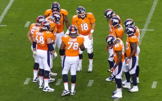 Super Bowl XLVIII: Denver Broncos Wednesday Practice Report