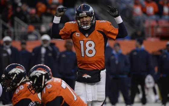 Peyton Manning on Target for Second Super Bowl