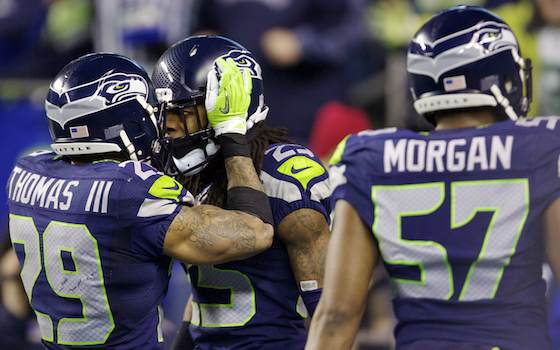 Super Bowl XLVIII: Richard Sherman: 'People Took It Further Than Football'