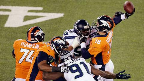 Seahawks Crush Broncos for First Super Bowl Title