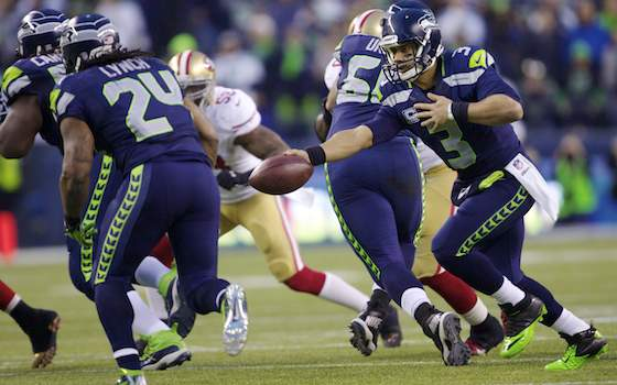 Super Bowl XLVIII: Seattle Seahawks Wednesday Practice Report