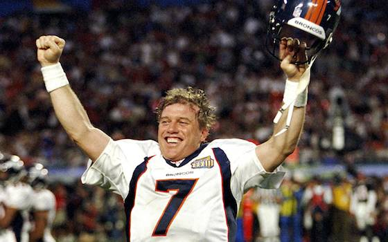Super Bowl XXXIII MVP: Broncos QB John Elway