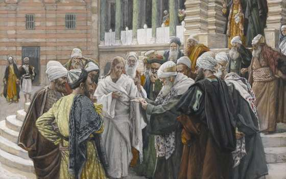 God and Caesar (Again)