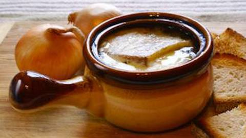 One for the Table: Sweet Vidalia Onion Soup