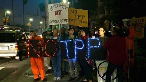 TPP Shocking Schumer