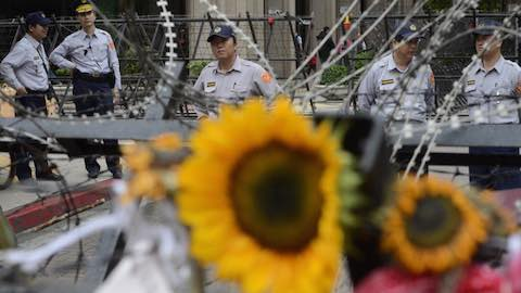 Taiwan's Sunflower Revolution: One Year Later