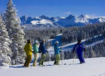 Taking the Kids: Putting on the Ritz in Ski Country