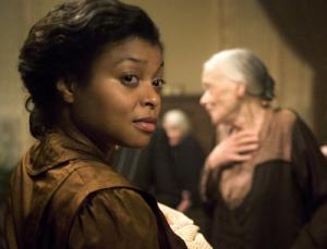 Best Supporting Actress Oscar Academy Award Nomination Taraji Henson as Queenie in The Curious Case of Benjamin Button