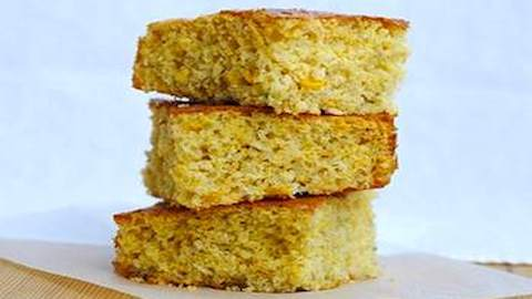 Taste of Texas: Jalapeno Cheddar Corn Bread