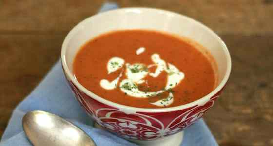 Taste the Difference of Homemade Tomato Soup Recipe