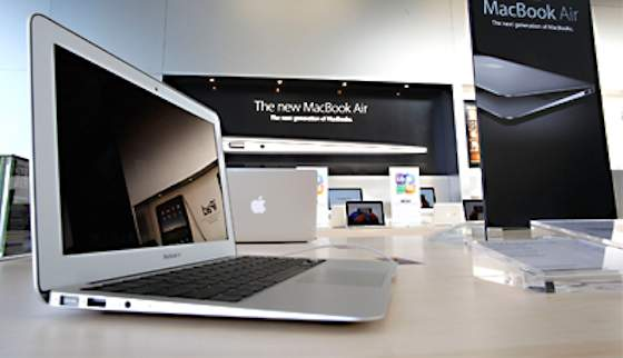 Apple's New MacBook Air