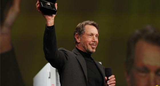How to Be Successful: Think Like Larry Ellison