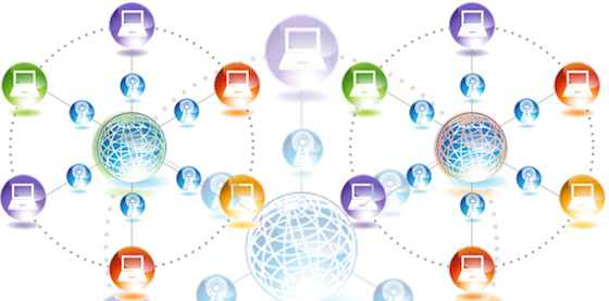 Why Wireless Needs a Network of Networks