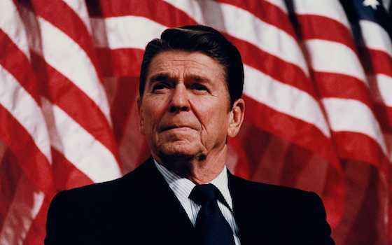 Channeling Ronald Reagan in 2016