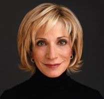 NBC's Andrea Mitchell Is TV's Iron Woman