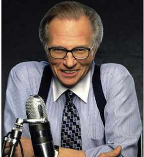 After 25 years as a staple of CNN's primetime, Larry King is hanging up his suspenders