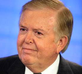 It's TV, Not Political Office, for Lou Dobbs