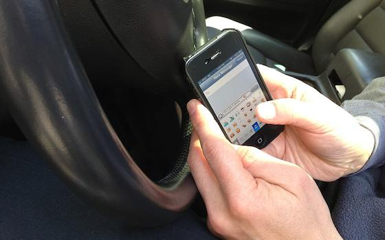 Texting While Driving Dangers Denial