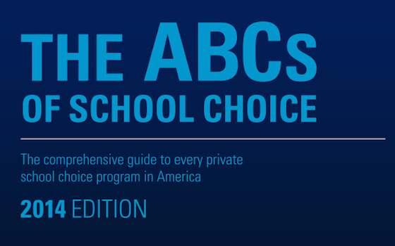 The ABC's of School Choice