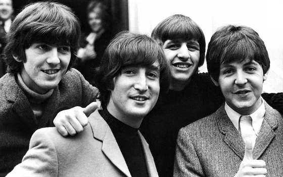 A Look Back at The Beatles
