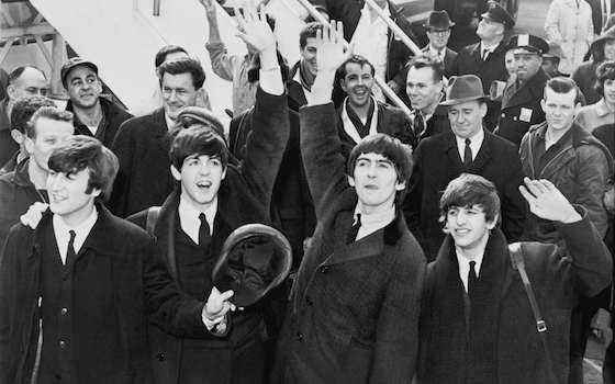 The Beatles: Change Across the Universe