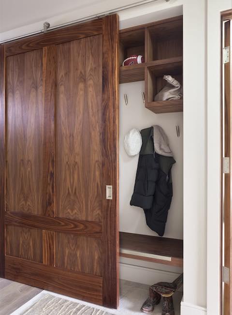 The Beauty of Barn Doors