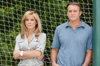 Sandra Bullock & Tim McGraw in the movie The Blind Side