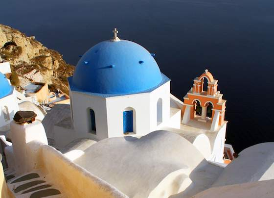 The Bright Side Of Greece: Lower Prices, Fewer Tourists